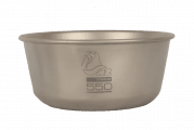 Титановая пиала NZ Ti Bowl 550 ml TB-550