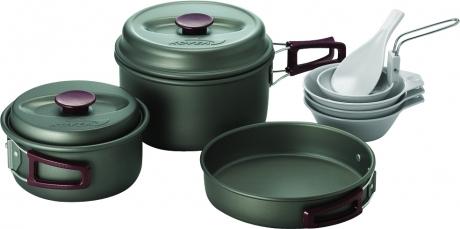 Туристический набор посуды Kovea Hard 23 KSK-WH23 фото