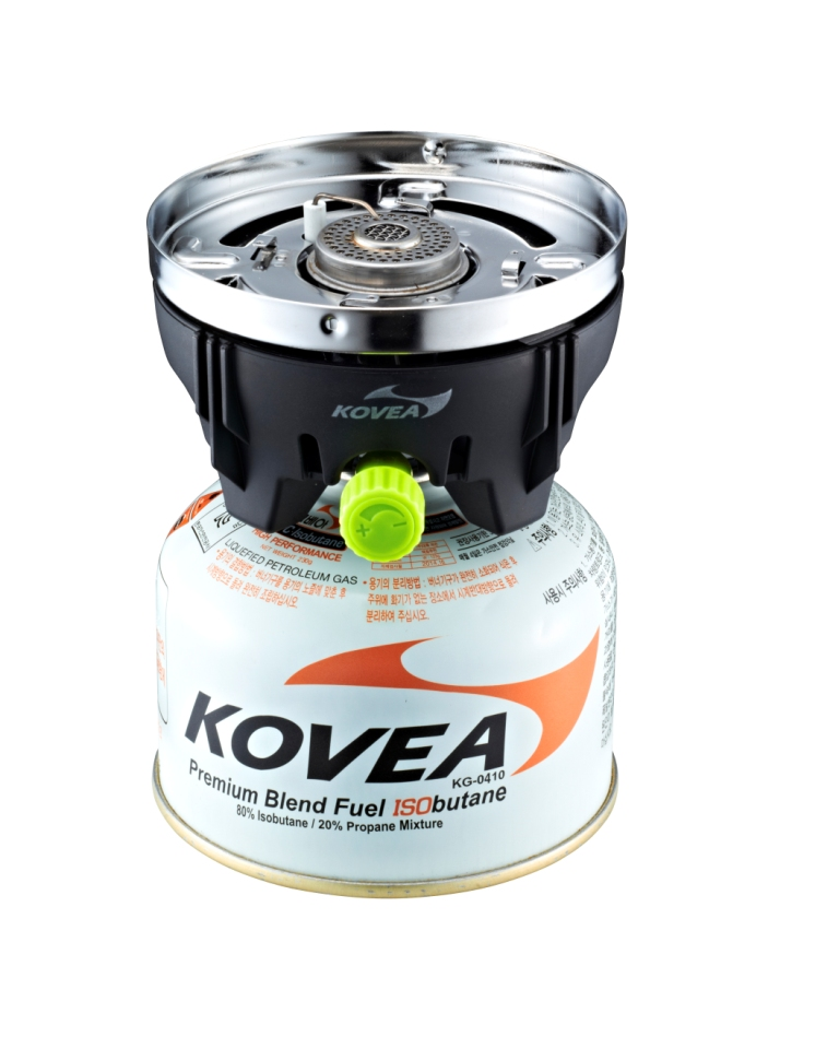 Газовая горелка Kovea Alpine Pot Wide Up 1,5L фото