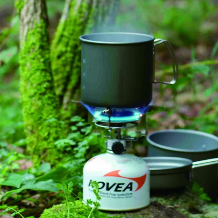 Газовая горелка Kovea Hiker Stove фото