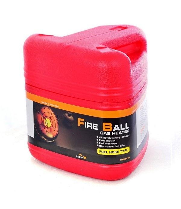 Фото 4 - Газовый обогреватель Kovea Fire Ball KH-0710