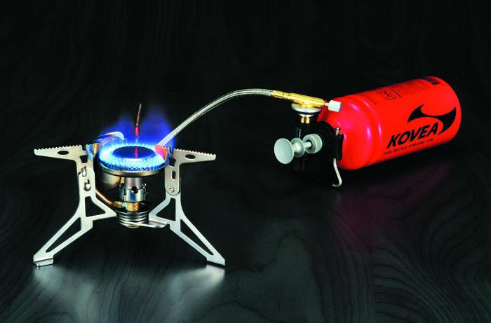 Фото 2 - Мультитопливная горелка Kovea Dual Max Stove KB-N0810