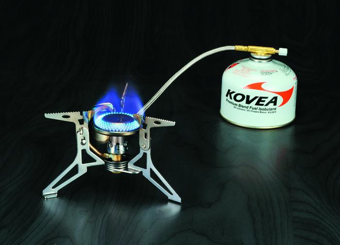 Фото 3 - Мультитопливная горелка Kovea Dual Max Stove KB-N0810