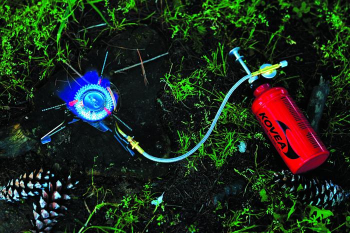 Фото 4 - Мультитопливная горелка Kovea Dual Max Stove KB-N0810