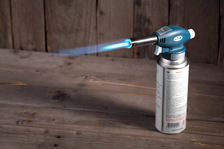 Фото 6 - Газовый резак Kovea Fire Bird Torch KT-2511