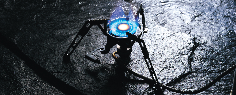 Фото 3 - Газовая горелка Kovea Moonwalker Stove Camp-4 KB-0211G-L