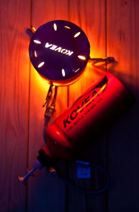 Фото 6 - Мультитопливная горелка Kovea Dual Max Stove KB-N0810