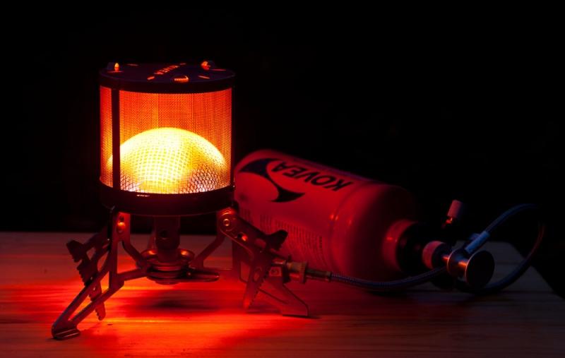 Фото 7 - Мультитопливная горелка Kovea Dual Max Stove KB-N0810