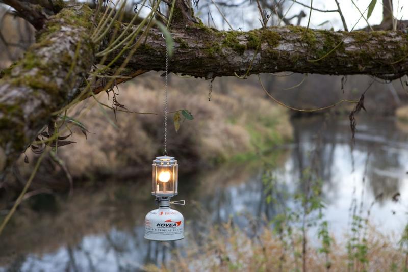 Фото 4 - Газовая лампа Kovea Helios KL-2905