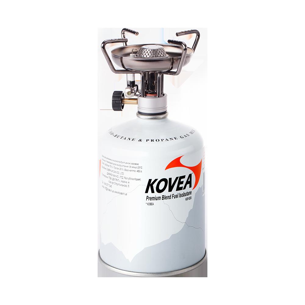 Фото 10 - Газовая горелка Kovea Scorpion Stove KB-0410