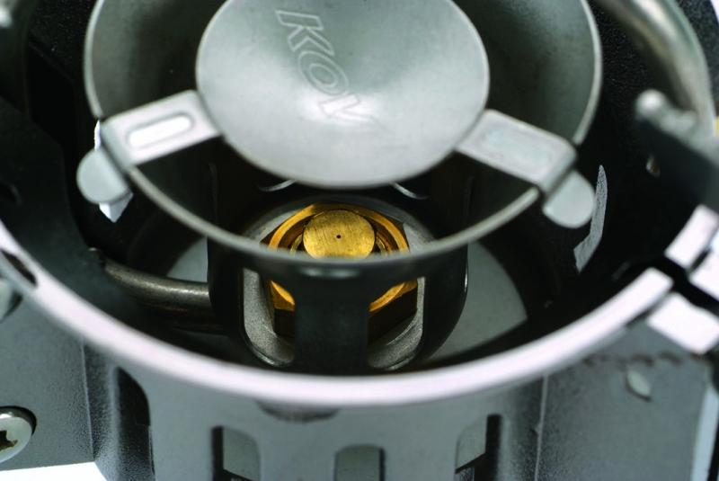 Фото 6 - Мультитопливная горелка Kovea Booster +1 KB-0603