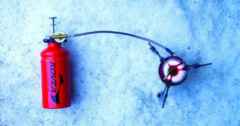 Фото 8 - Мультитопливная горелка Kovea Booster +1 KB-0603