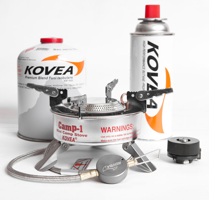 Газовая горелка Kovea Expedition Stove Camp-1 TKB-9703-1L