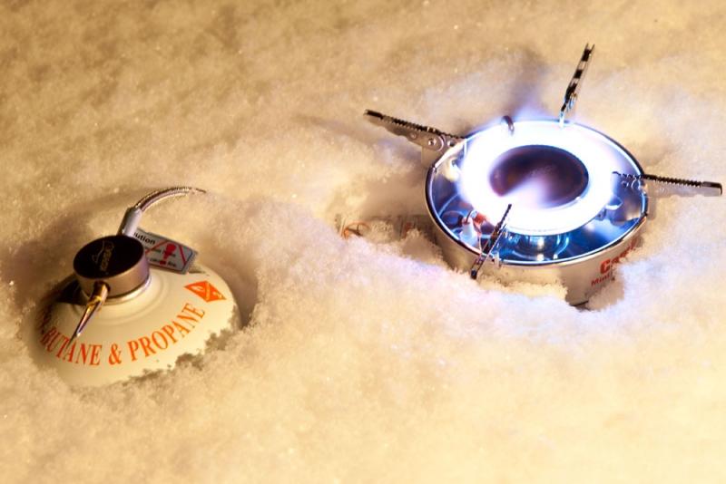 Фото 3 - Газовая горелка Kovea Expedition Stove Camp-1 TKB-9703-1L