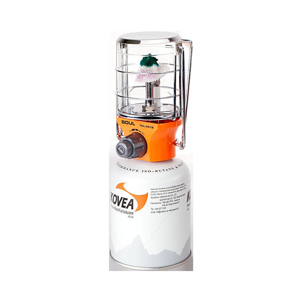 Фото 9 - Газовая лампа Kovea Soul Gas Lantern TKL-4319