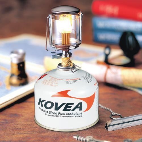 Фото 13 - Газовая лампа туристическая Kovea