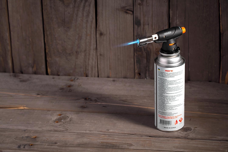 Фото 9 - Газовый паяльник Kovea Micro Torch KT-2301