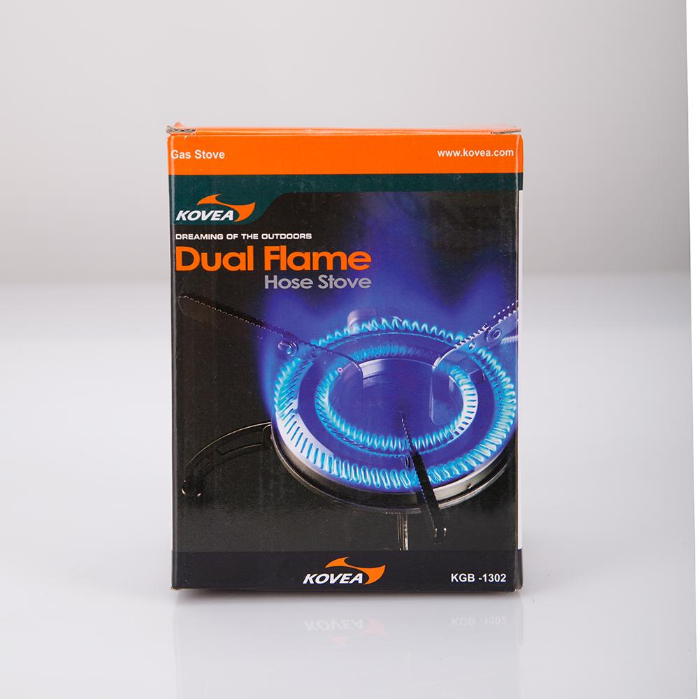 Газовая горелка Kovea Dual Flame Stove фото