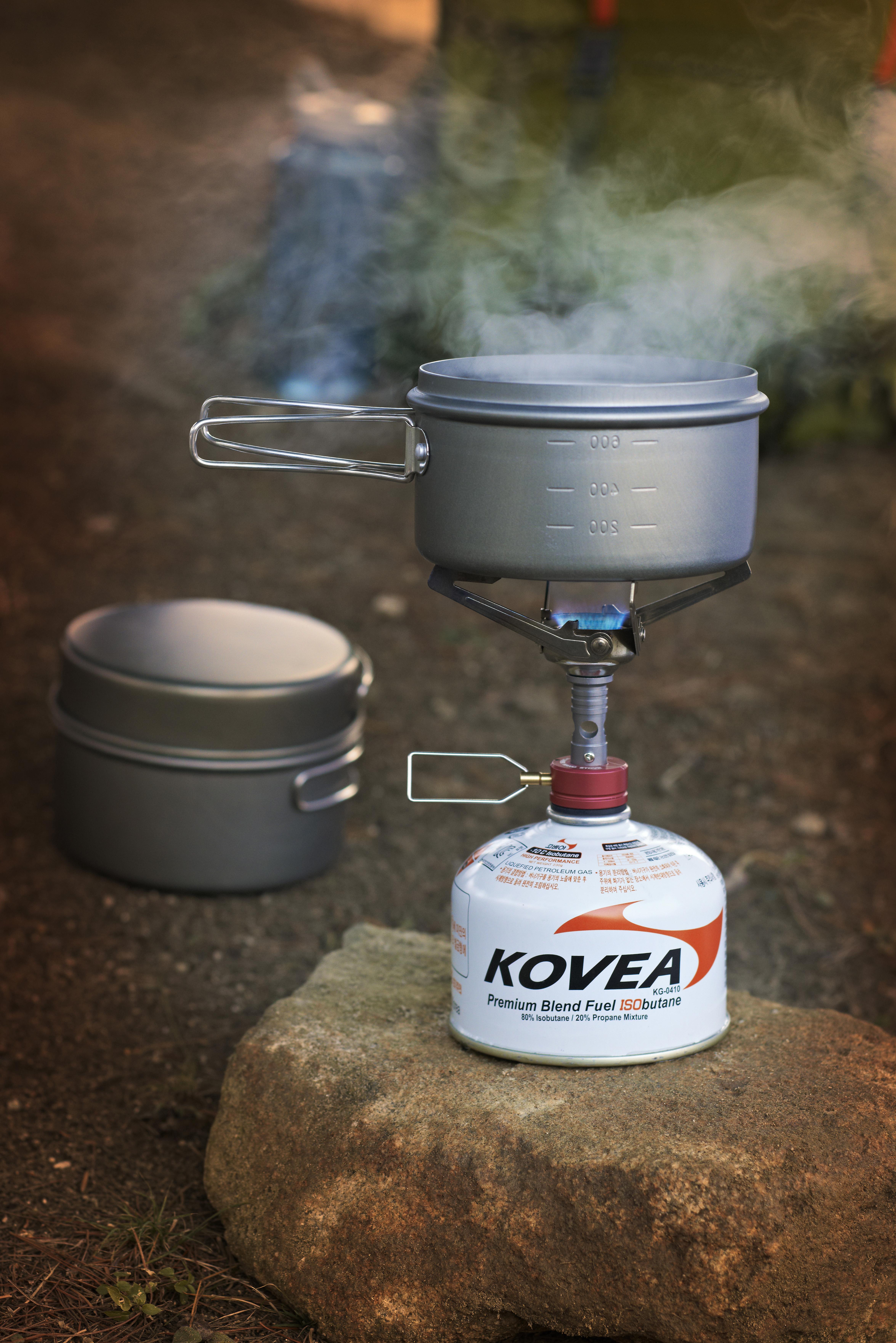 Фото 4 - Газовая горелка Kovea Power Nano Stove KB-1112