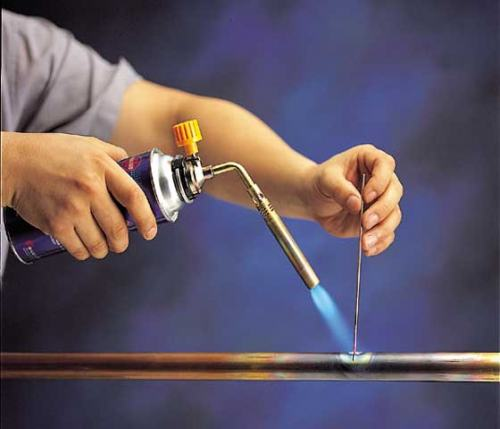 Фото 2 - Газовый резак Kovea Brazing Torch KT-2104