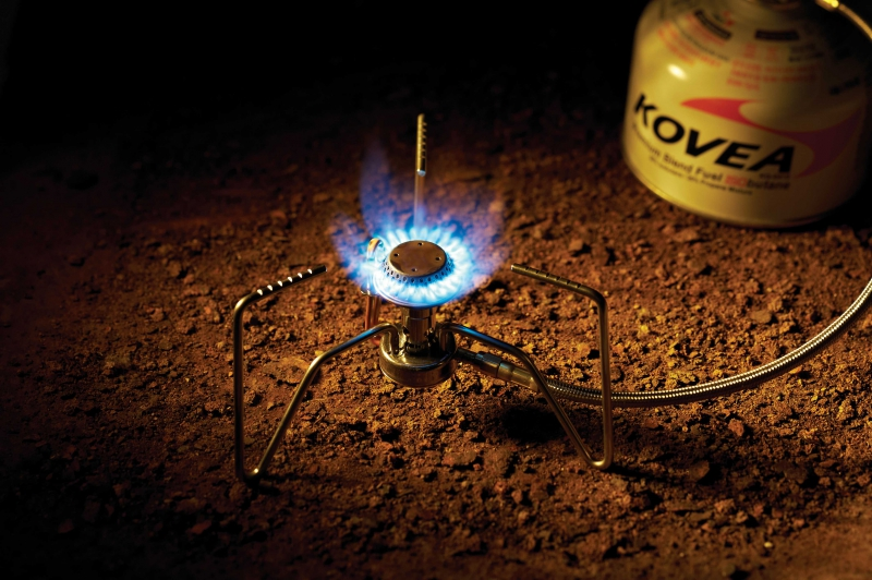 Фото 3 - Газовая горелка Kovea Spider KB-1109