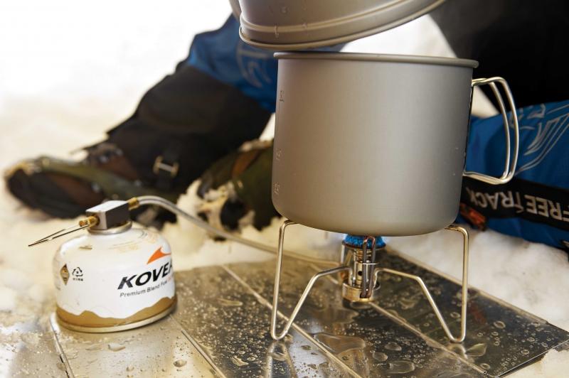 Фото 2 - Газовая горелка Kovea Spider KB-1109