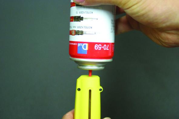 Фото 3 - Газовый паяльник Kovea Auto Gas Iron KTS-2501
