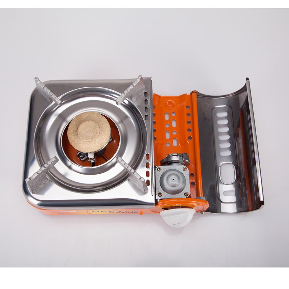 Фото 9 - Мини газовая плита Kovea Mini Range KR-2005
