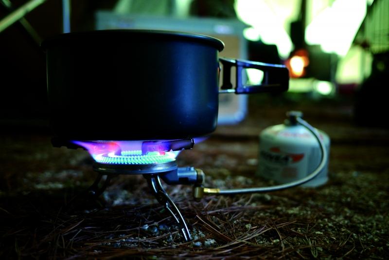 Фото 5 - Газовая горелка Kovea Dual Flame Stove KGB-1302