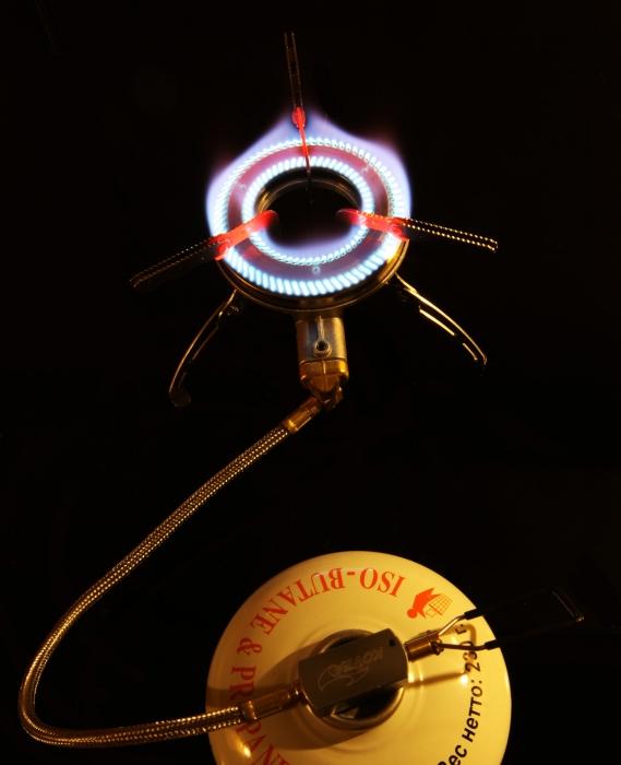 Фото 2 - Газовая горелка Kovea Dual Flame Stove KGB-1302