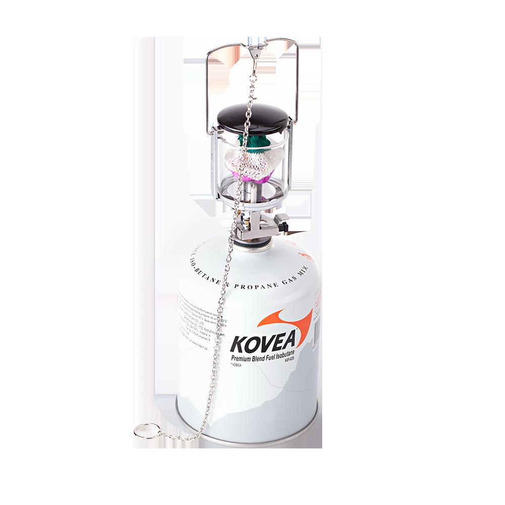 Фото 15 - Газовая лампа туристическая Kovea