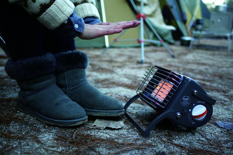Фото 3 - Газовый обогреватель Kovea Cupid Heater KH-1203