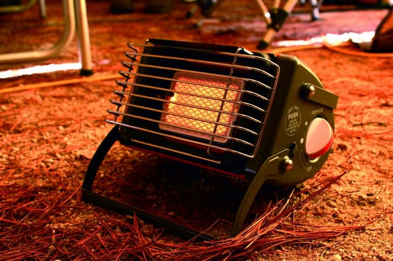 Фото 2 - Газовый обогреватель Kovea Cupid Heater KH-1203