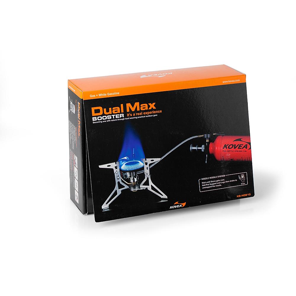 Фото 9 - Мультитопливная горелка Kovea Dual Max Stove KB-N0810