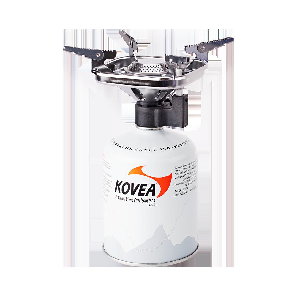 Фото 9 - Газовая горелка Kovea Vulcan Stove TKB-8901