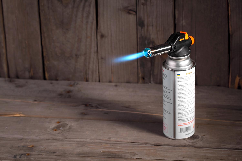 Фото 7 - Газовый резак Kovea Phoenix Torch KT-2709-H