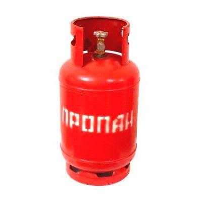 Газовый баллон Novogas TYPE GAS 12 l RPGB12