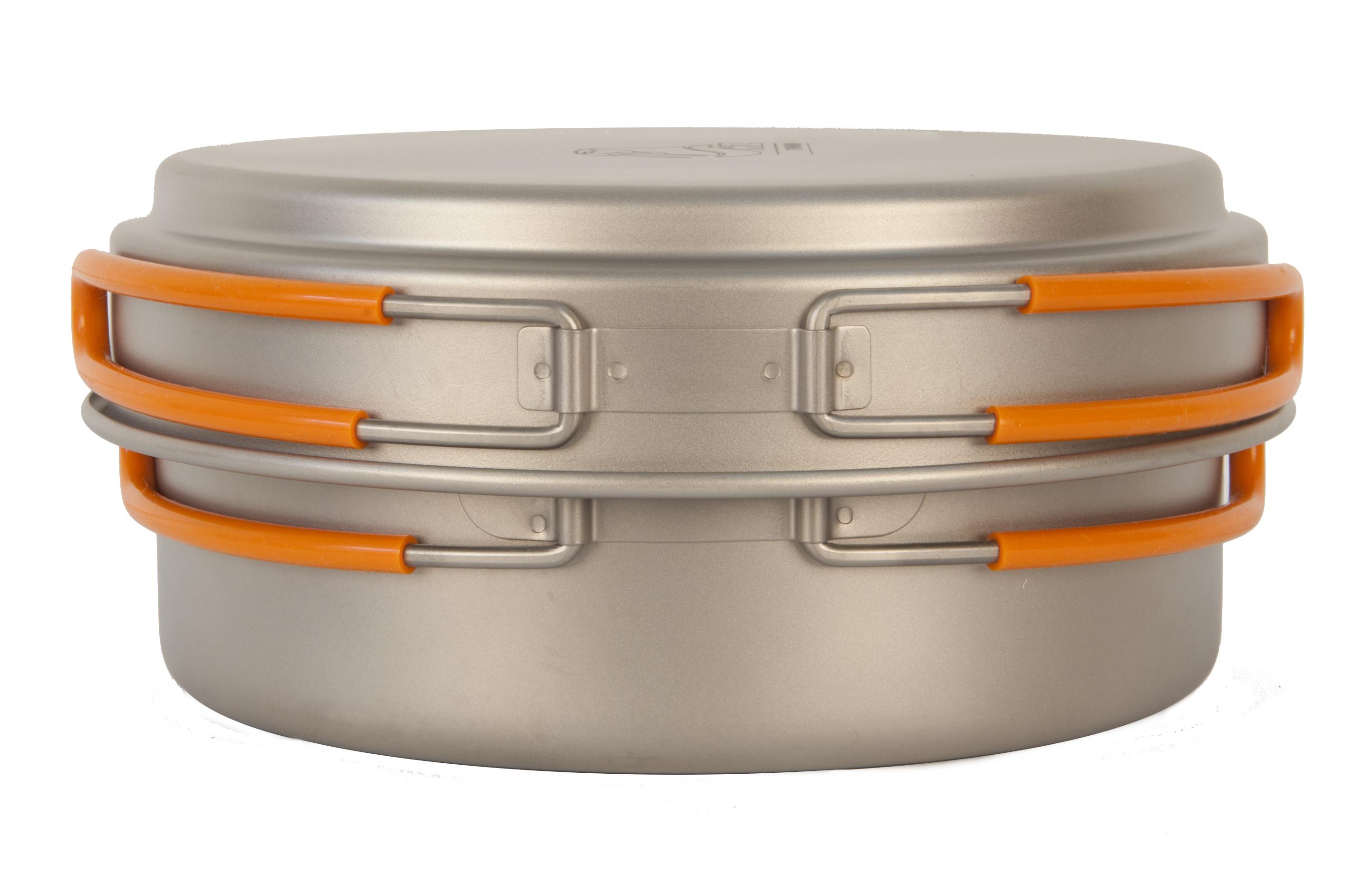 Кастрюля с крышкой 950 мл NZ Ti Cookware 950 ml фото