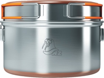 Кастрюля 0.9 литра NZ SS-009 фото