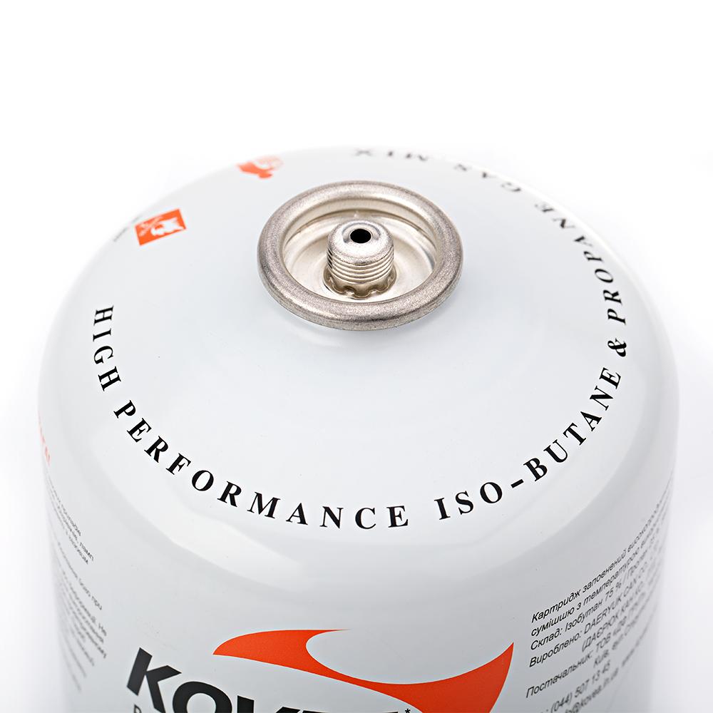 Фото 2 - Баллон газовый резьбовой Kovea Screw type gas 450 g KGF-450