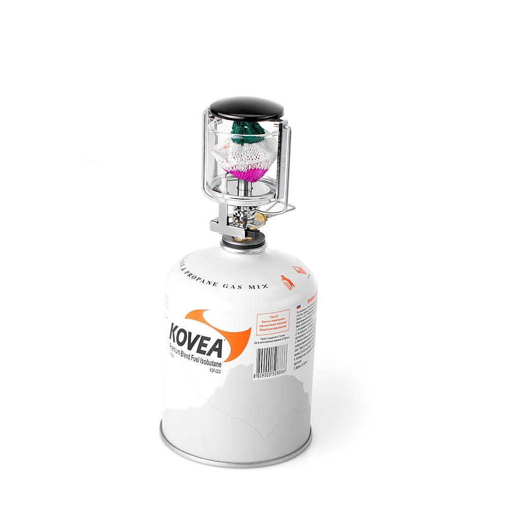 Фото 18 - Газовая лампа туристическая Kovea
