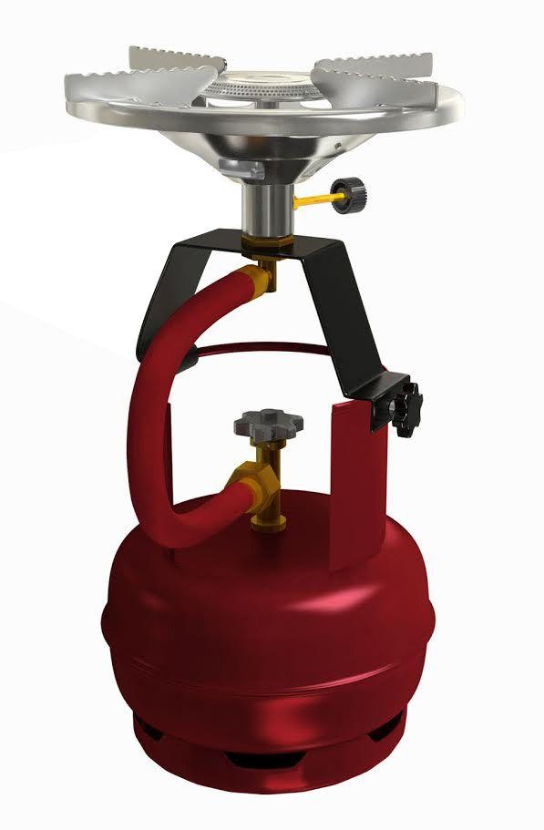 Фото 4 - Газовая горелка 2 кВт NZ NB-200