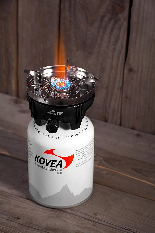 Купить Газовая Горелка Kovea Alpine Pot Wide Kb-0703W