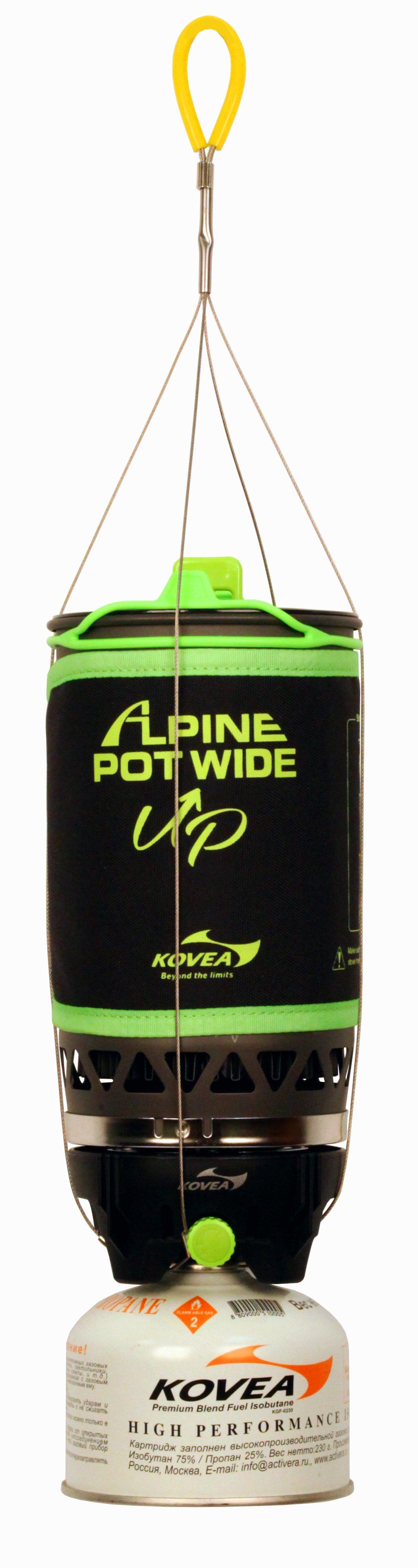 Купить Подвес Kovea для Аlpine Pot KB-0703W KB-0703W-HW в России