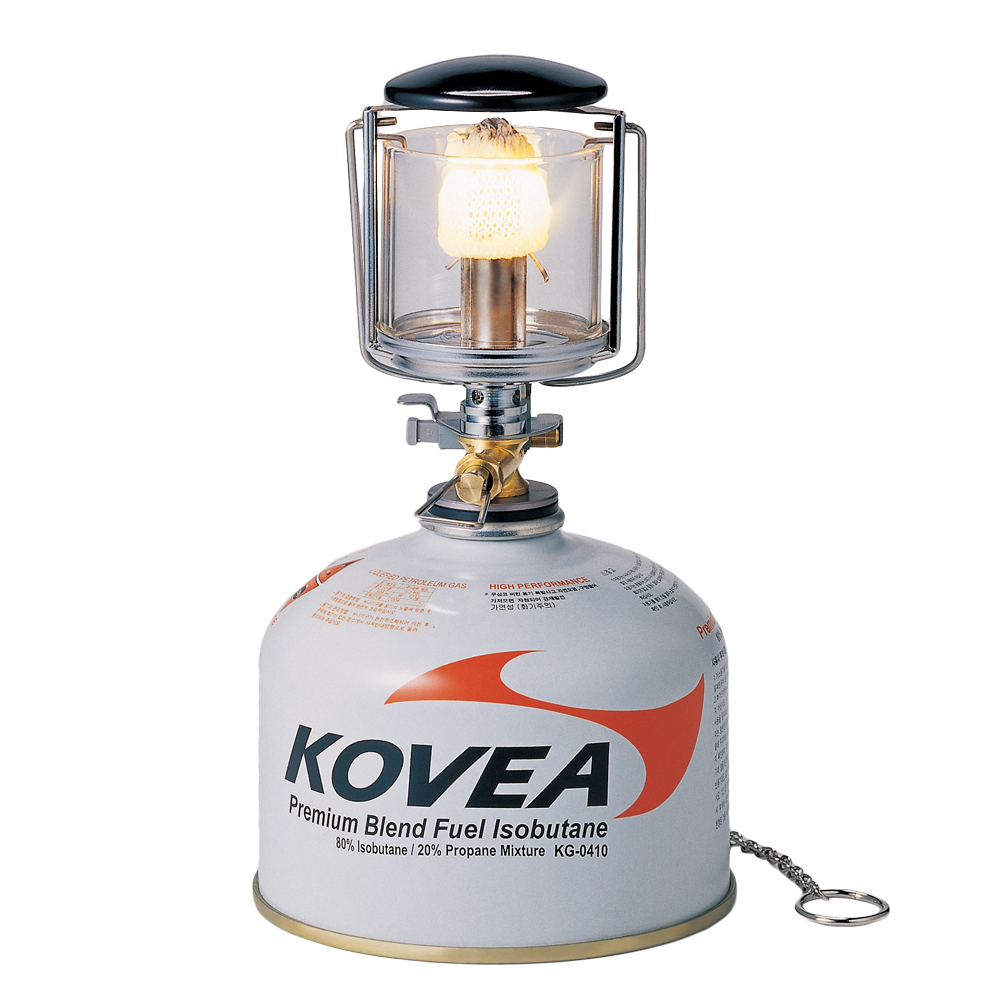 Фото 19 - Газовая лампа туристическая Kovea