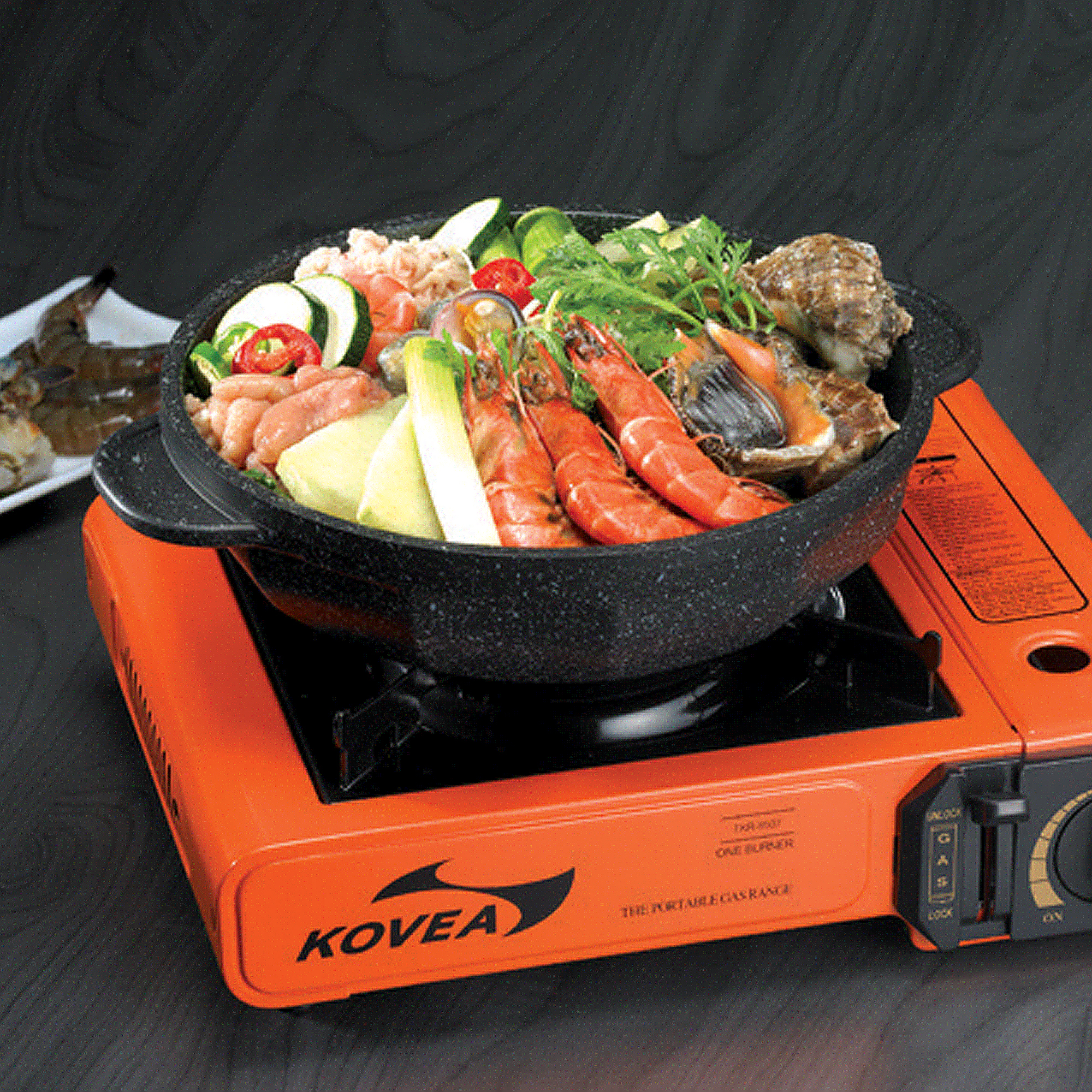 Фото 2 - Газовая плита Kovea Portable Range TKR-9507