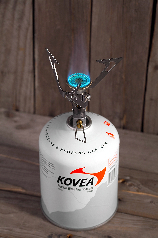 Фото 10 - Газовая горелка Kovea Flame Tornado KB-1005