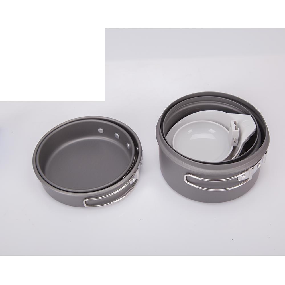 Фото 8 - Туристическая посуда Kovea Solo-2 KSK-SOLO2