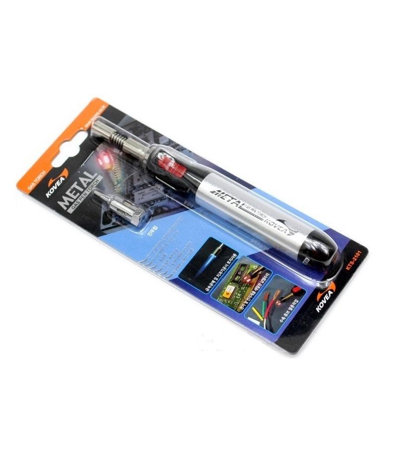 Фото 4 - Газовый паяльник Kovea Metal Gas Pen Torch KTS-2101