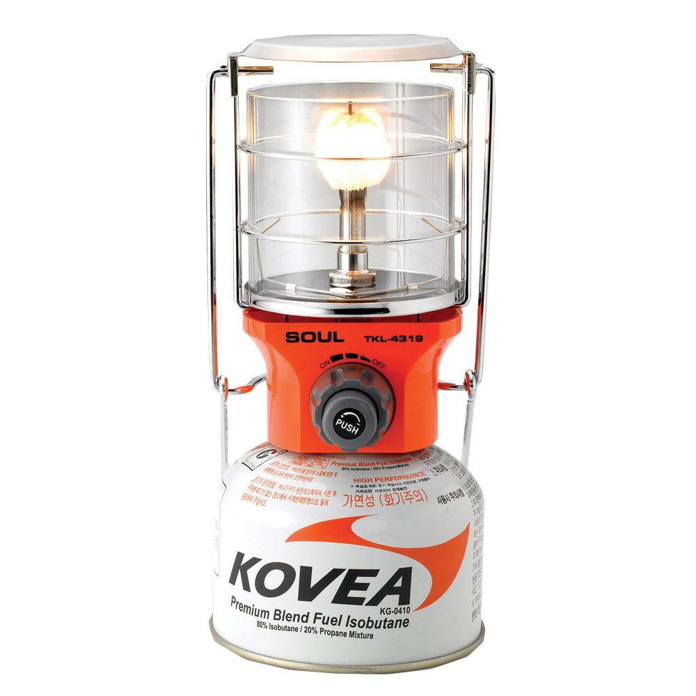 Фото - Газовая лампа Kovea Soul Gas Lantern TKL-4319 TKL-4319